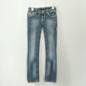 Vigoss The Dallas Straight Leg Jeans!